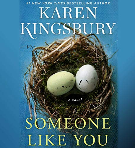 Book Cover: Someone Like You