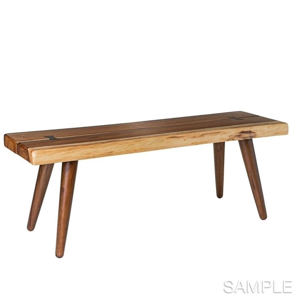 Dining Bench See below/Natural