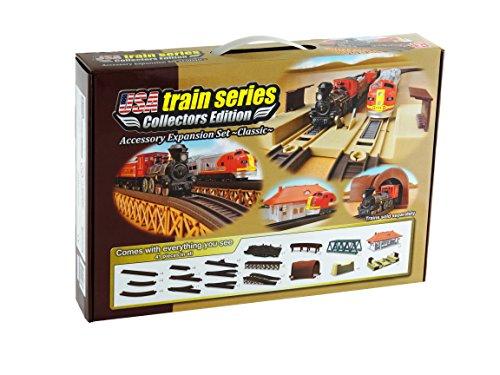 (LEC USA Classic Train Expansion Set)