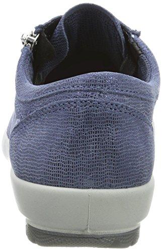 Legero Damen Tanaro Low-top Sneaker Blau (haaien)