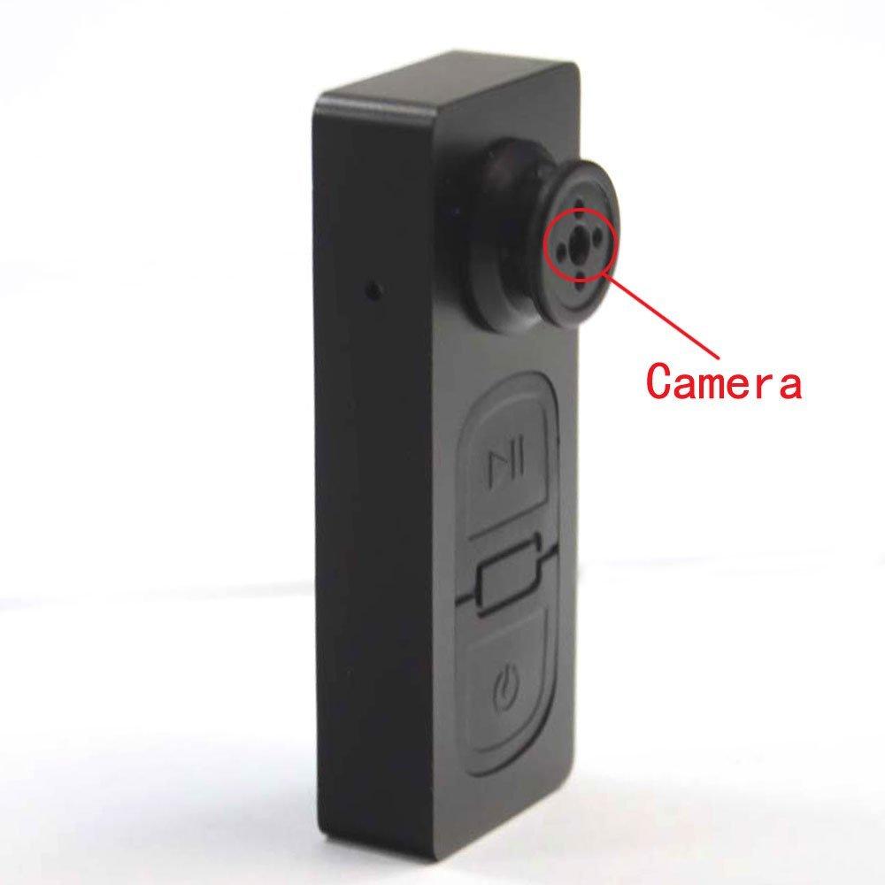 Mini Button Camera DVR PC Camcorder 30fps Surveille