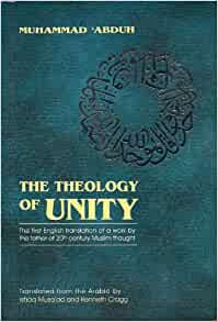 muhammad abduh theology of unity pdf