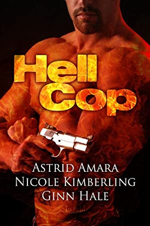 book cover of Hell Cop