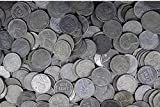 Full Roll of 1943 circulated steel pennies by US Mint
