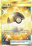 Ultra Ball - 161/149 - Secret Rare - Pokemon Sun & Moon
