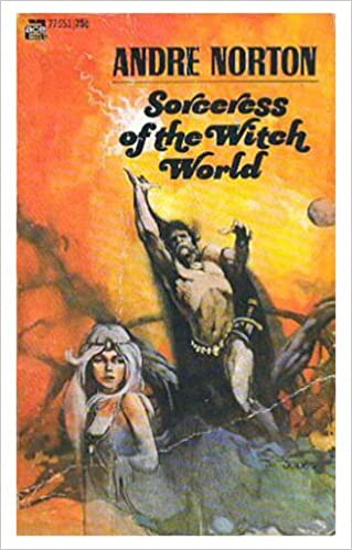 Image result for Sorceress of the Witch World by Andre Norton