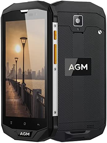 AGM A8 Tri-proof Smartphone - 4G LTE Android 7.0 Pantalla 5.0inch ...