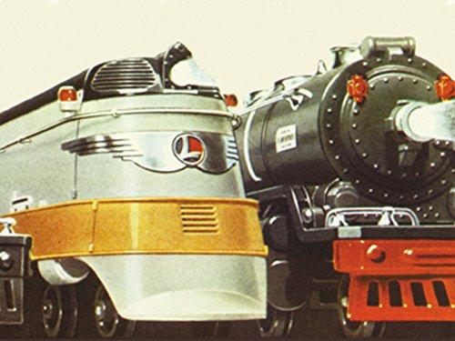 A Century of Lionel Legendary Trains, Part 1 1900-1969