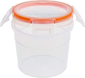 Snapware 2-Cup Total Solution Round Food Storage Container, Plastic 2 PACK