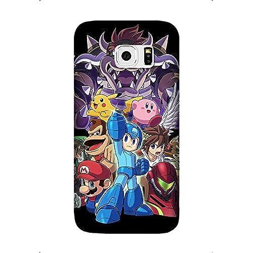 Samsung Galaxy S7 Case - The Best Samsung Galaxy S7 Case - Game Super Smash Bros. Sales