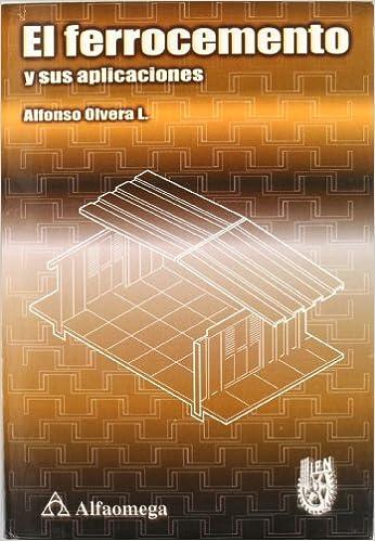Book El Ferrocemento y Sus Aplicaciones (Spanish Edition)