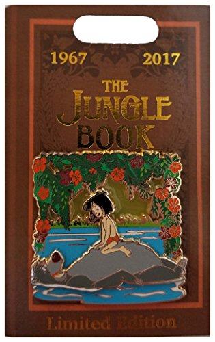 Disney Pin - The Jungle Book 50th Anniversary - Baloo and Mowgli