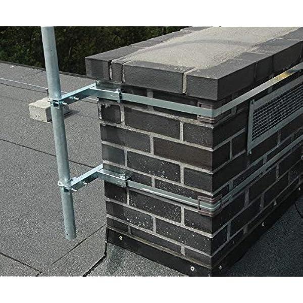 Antena plana Soporte de chimenea chimenea Soporte para ...