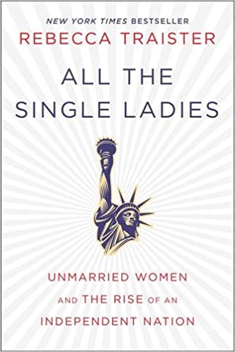 Rebecca Traister's book cover