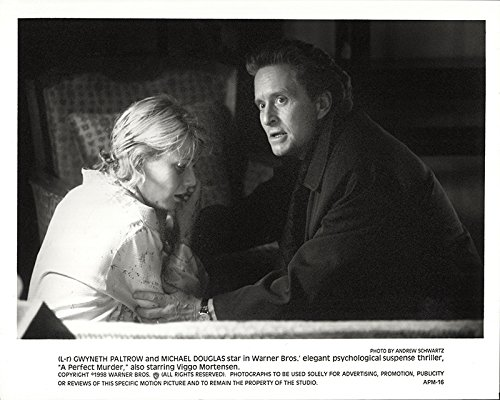 Still Pictures Are All Very Fine And >> A Perfect Murder 1998 Authentic 8 X 10 Original Movie Still Fine