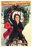 Shirley Temple Christmas Greeting Poster Movie 27x40 Shirley Temple