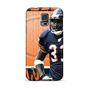 Fashion Tpu Case For Galaxy S5- Charles Tillman Defender Case Cover