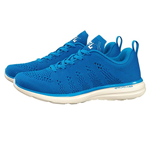 Apl: Athletic Propulsion Labs Dames Techloom Pro Sneakers Royal Perkament