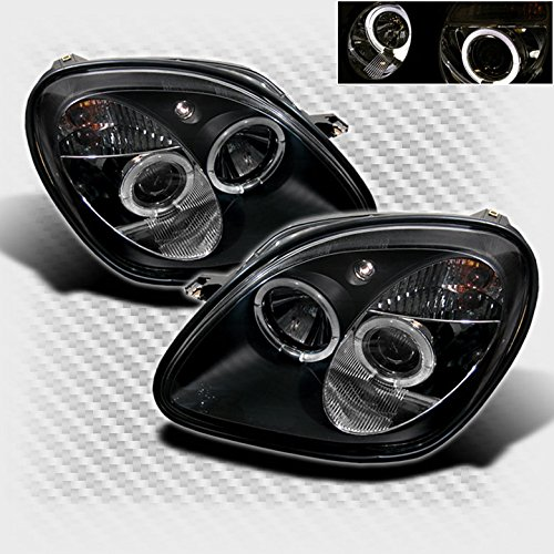 Slk230 headlight mercedes replacement headlights for Mercedes benz aftermarket headlights