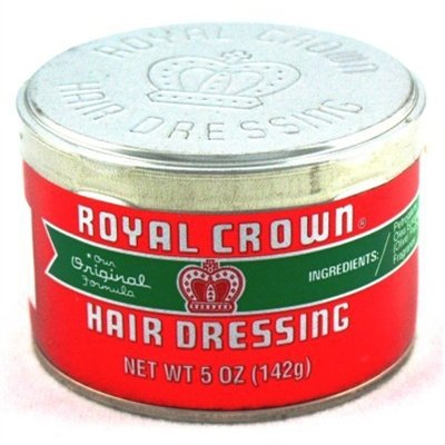 Royal Crown Hair Dressing 5 Ounce Jar (145ml)