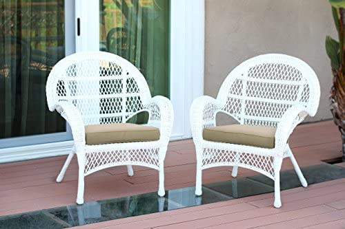 Jeco Wicker Chair