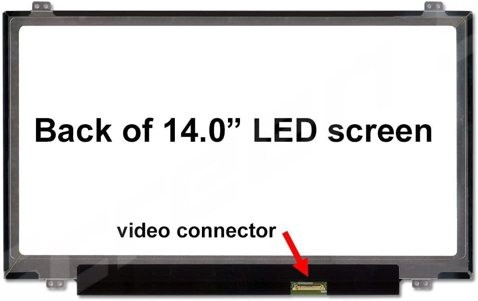 "New 15.6/"" FHD LCD LED IPS Replacement Screen For Dell Inspiron 15 7567 P65F001"