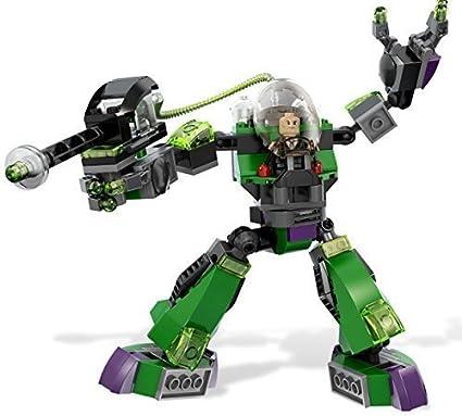 Amazon New From Lego Set 6862 Lex Luthor Minifigure His