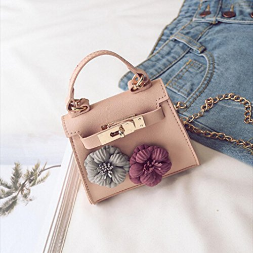 Tote Women Womens Bags Shoulder Handbag SHOBDW Messenger Shoulder Bag Printing pink Flower Butterfly 4 qz4BUzw