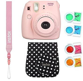 Fujifilm Film Instax Mini 8 Pink Sofortbildkamera Rosa Um Jeden Preis Foto & Camcorder