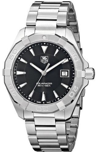 Reloj de pulsera para hombre - Tag Heuer TAG-WAY1110.BA0910: Amazon.es: Relojes