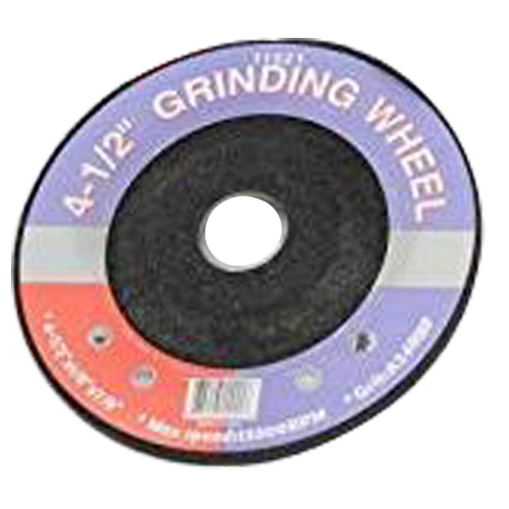 20 Pack 4-1//2 Grinding Wheels Apply to 4.5 Angle Grinders