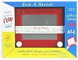 Ohio Art Etch A Sketch In 1960 Box