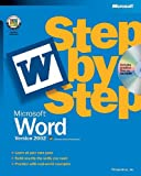 Microsoft® Word Version 2002 Step by Step (Cpg-Step By Step), Perspection Inc., 0735612951