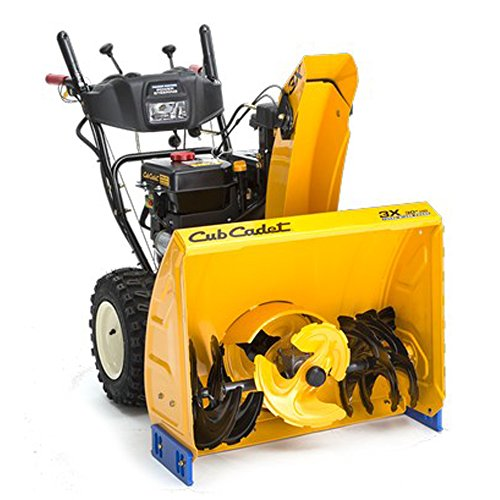 Cub Cadet HD 3X Snow Blower Thrower 30″ Gas Powered Electric Start Power Steering Prior Year Model Closeout