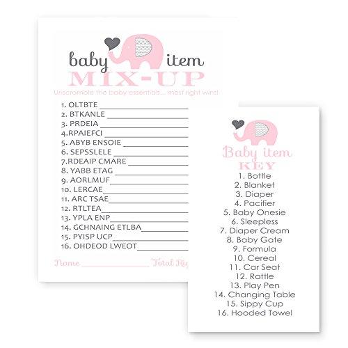 baby shower elephant theme - 9