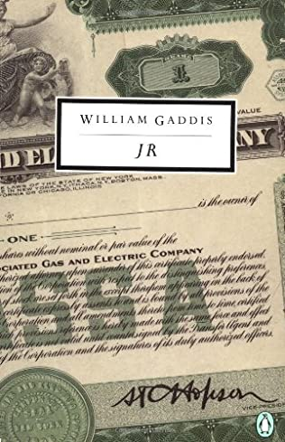 book cover of JR