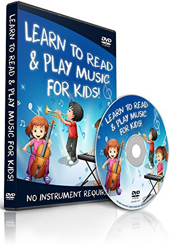 Learn How to Read & Play Music for Kids - No Instrument Required (Musical Pictures Instruments)