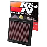 K&N PL-5003 Polaris High Performance Replacement Air Filter