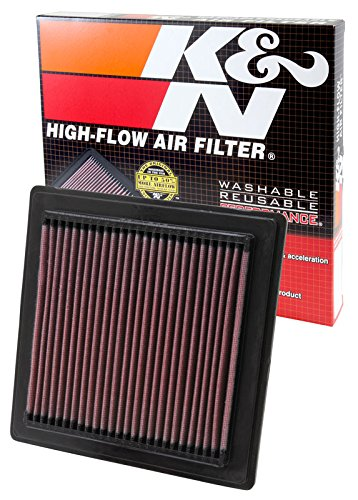 K&N PL-5003 Polaris High Performance Replacement Air Filter