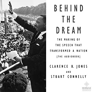 Behind the Dream Audiobook