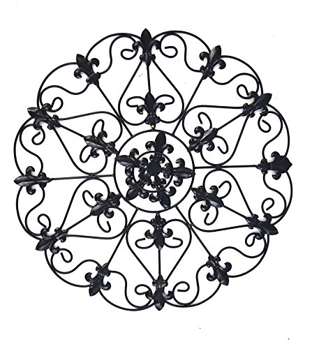 Iron Wall Medallion - Authentic Wall (Iron Art)