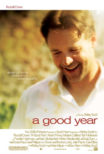 A Good Year (Russell Crowe Movies)
