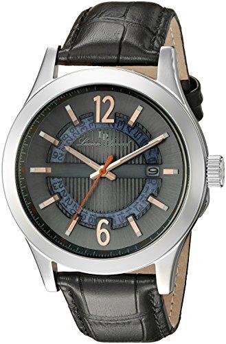 Lucien Piccard Men s LP-40020-014-RA Oxford Analog Display Quartz Black Watch