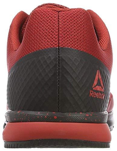 Red rich Zapatillas Speed black Para 000 Tr Deporte Rojo primal Reebok Hombre De Magma wSCF77xq