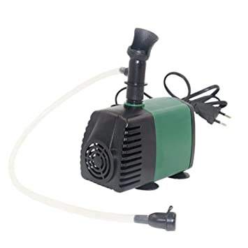Mlec tech Mini Bomba de Agua Acuario Ultra Silencioso 600L/H Submersible Pump 7W Circulation