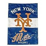 Rico Industries, Inc. New York Mets EG Vintage GARDEN Flag Premium 2-sided Retro Banner Baseball