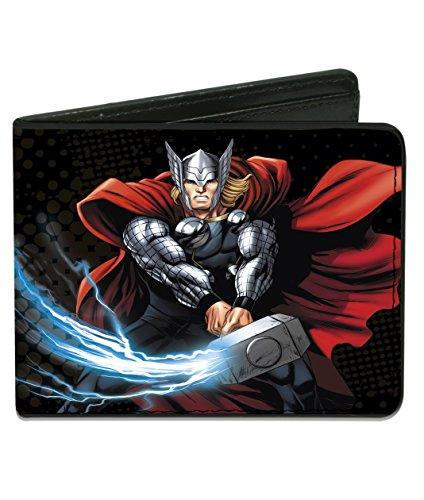 Buckle Down Kids Thor Billfold Wallet, Thor