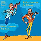 Concertos pour violon pour enfants, vol. 1.