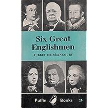 Six Great Englishman