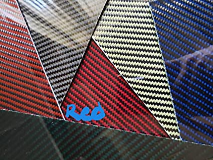 "12/""x42/""x1//4/"" Camouflage Carbon Fiber Fiberglass Plate Sheet Glossy One Side"